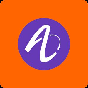 Alcatel Logo on easyNetworks background