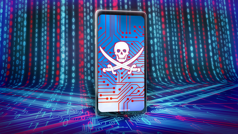 Flubot Android malware warning